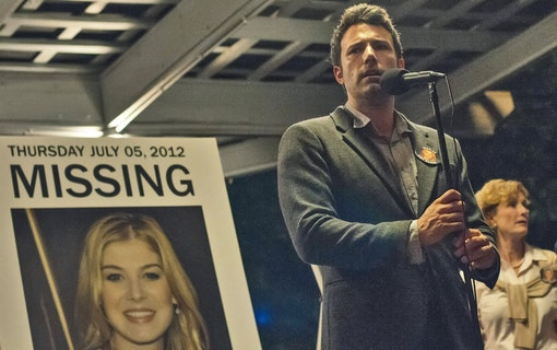 Stillbild ur Gone Girl.