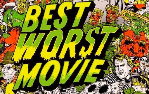 Poster till Best Worst Movie.