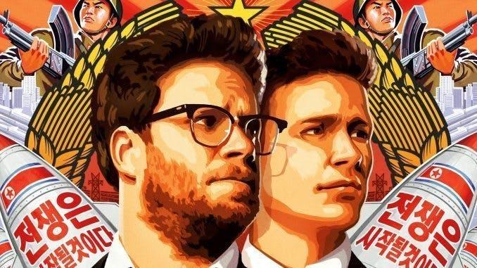 """Seth Rogen och James Franco i """"The Interview"""""""