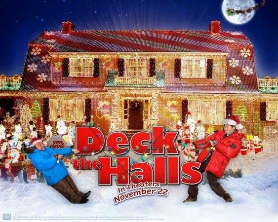 Poster till filmen En lysande jul