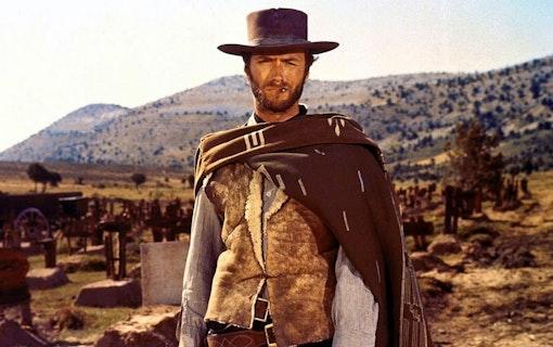 Clint Eastwood i För en handfull dollar