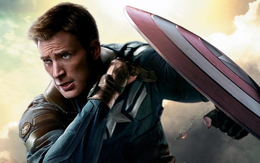 Chris Evans Captain America nära slutet?