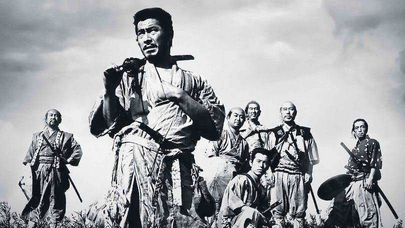 de 7 samurajerna