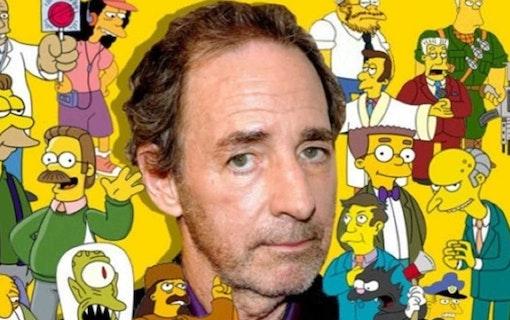 Harry Shearer hoppar av, slutet för Simpsons?