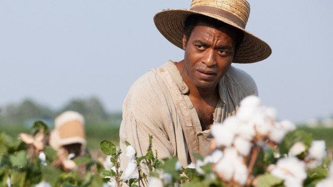 12 YEARS A SLAVE, right: Chiwetel Ejiofor, 2013, film still, ph: Francois Duhamel/TM and Copyright ©Fox Searchlight Pictures. All rights reserved./courtesy Everett Collection