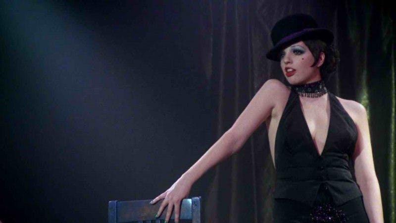Liza Minnelli i Cabaret (1972).