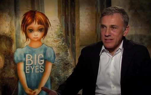 "I Big Eyes lämnar Christoph Waltz sin ""comfort zone"""