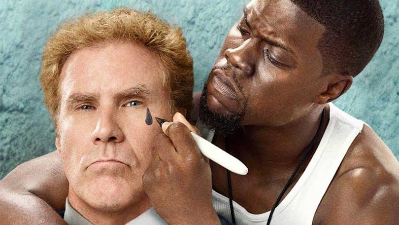 """Will Farrell och Kevin Hart i """"Get Hard"""""""