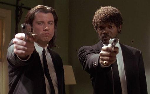 De tre bästa Tarantinofilmerna