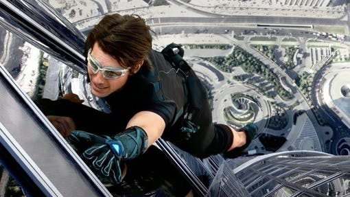 12 roliga fakta om Mission: Impossible