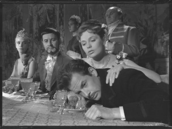Sommarnattens leende (1955) Filmografinr: 1955/36