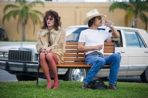 Stillbild ur Dallas Buyers Club.