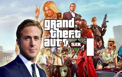 Grand Theft Auto med Ryan Gosling?