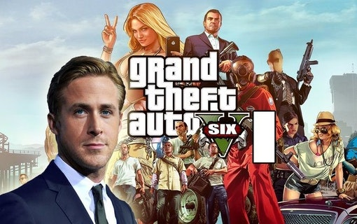 Grand Theft Auto med Ryan Gosling?