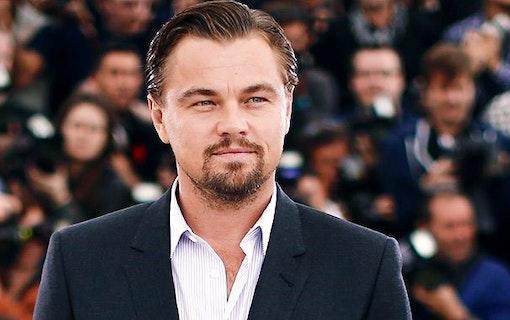 Leonardo DiCaprio kritiserar Donald Trump