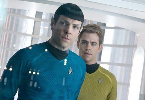 Titeln till Star Trek 3 är släppt