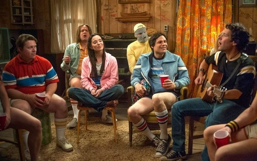 Minirecension: Wet Hot American Summer: First Day of Camp (2015-)