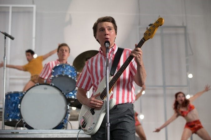 Paul Dano som Brian Wilson i Love & Mercy