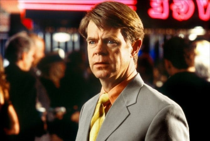William H. Macy i filmen The Cooler