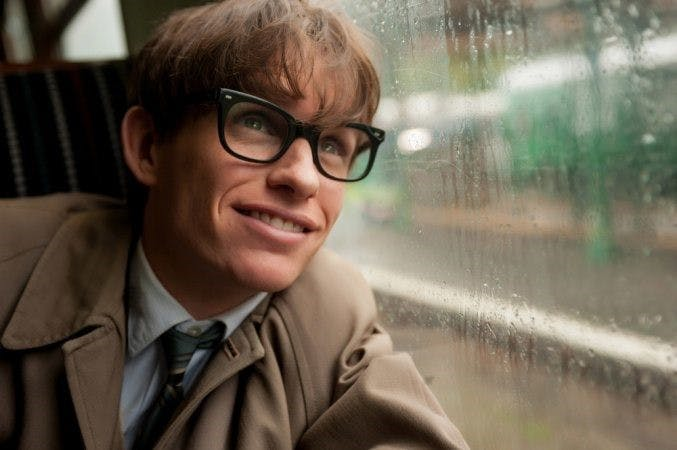 Tips på bra romantisk film: The Theory of Everything