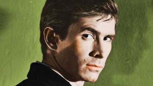Johan Hilton - om Hitchcock, Psycho och Anthony Perkins