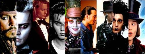 Johnny Depp – 5 bästa roller