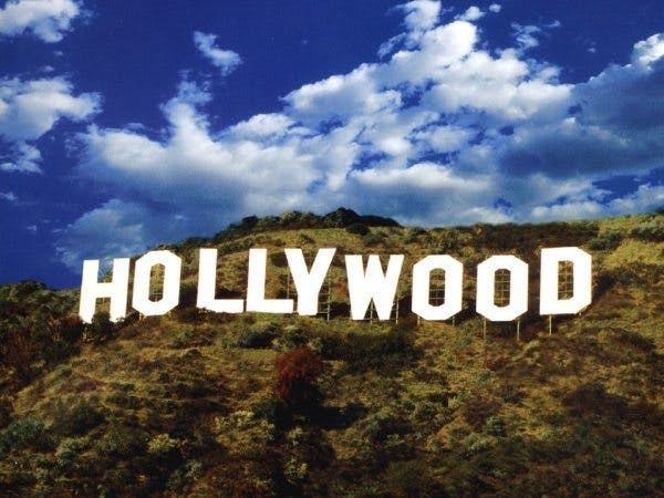 Hollywood-skylten