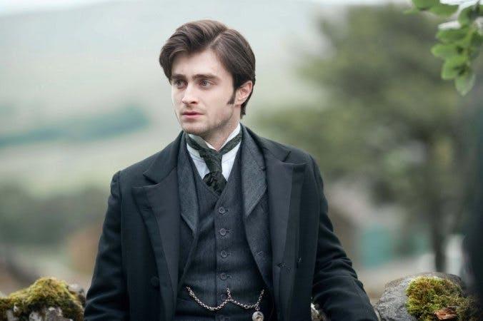 Daniel Radcliffe. Foto: Cross Creek Pictures. De bästa spökfilmerna.