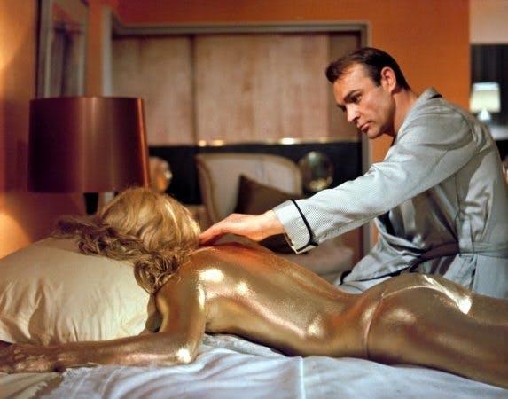 De sex bästa Bondfilmerna