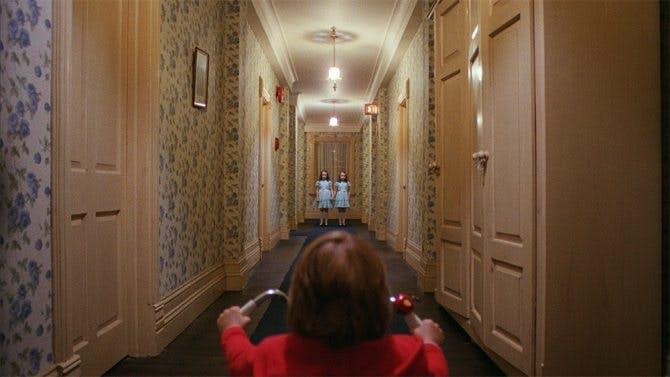 För många är The Shining den bästa skräckfilmen som gjorts.