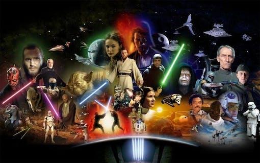 Att leva utanför Star Wars-bubblan