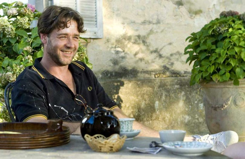 Russel Crowe i A Good Year