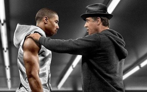 "Sylvester Stallone skriver ""Creed 2"""