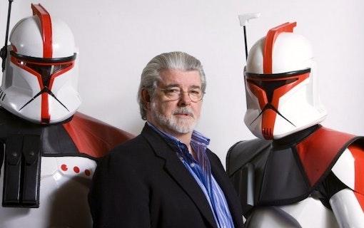 Porträtt: George Lucas (1944- )