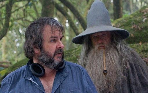 Peter Jackson ursäktar sig för Hobbit-trilogin