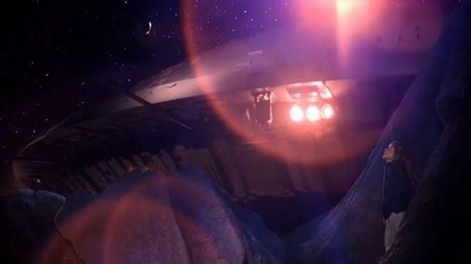 7 sköna Star Wars-referenser i andra filmer