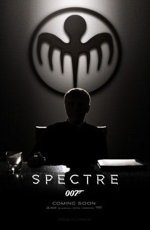 Writing's On the Wall (Spectre)