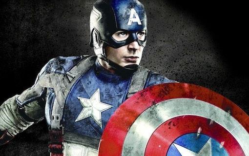 Se när Captain America driver med fansen