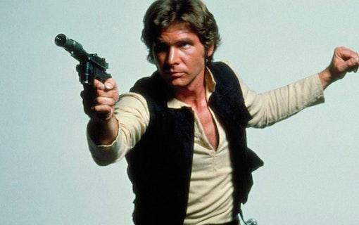 Ron Howard annonserar titeln på Han Solo-filmen