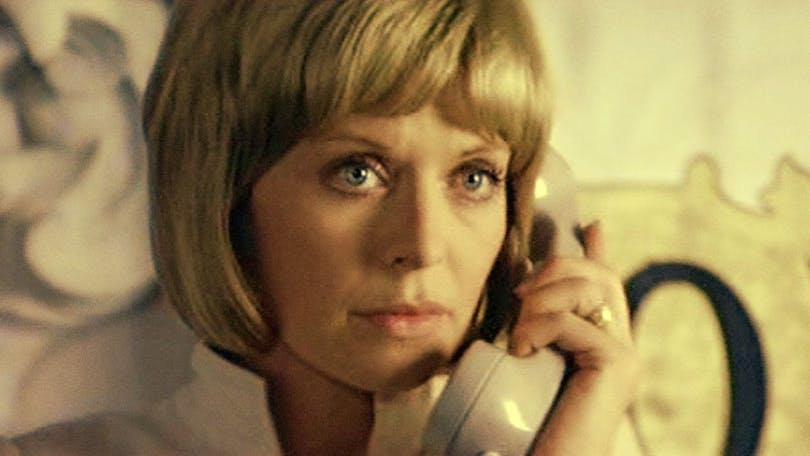 Susannah York i Images av Robert Altman.