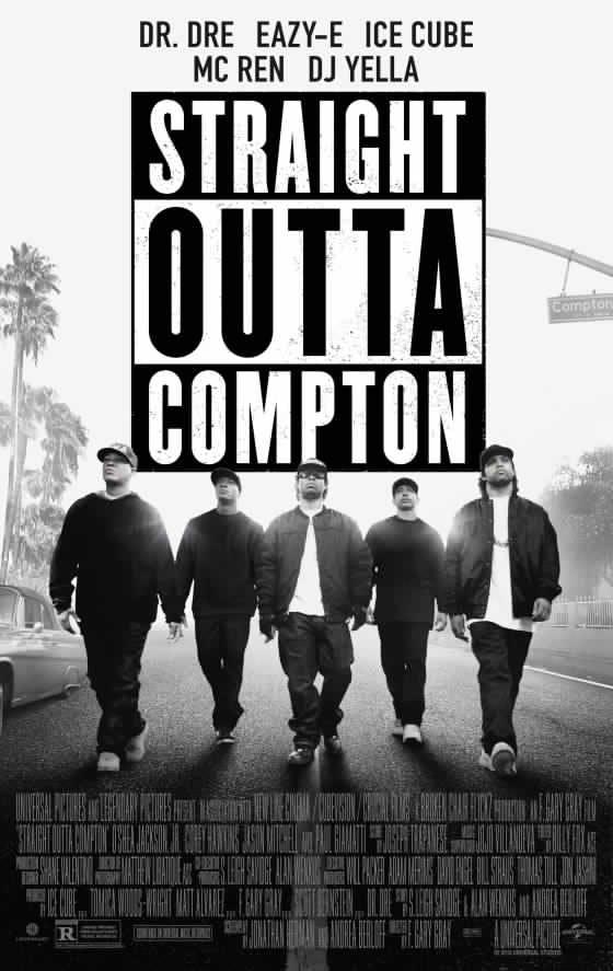 Straight Outta Compton (Jonathan Herman & Andrea Berloff)