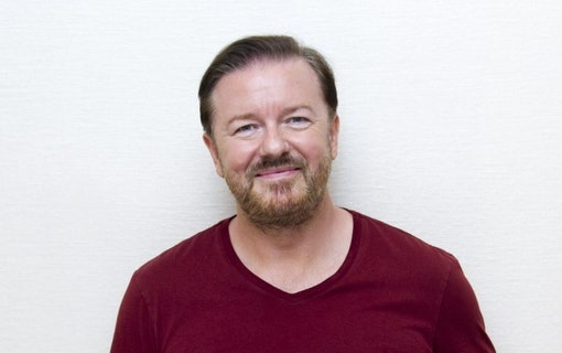 Ricky Gervais leder Golden Globe-galan igen