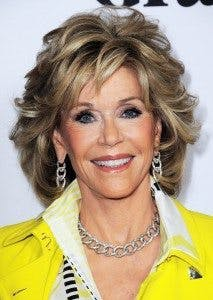 Jane Fonda (Youth)