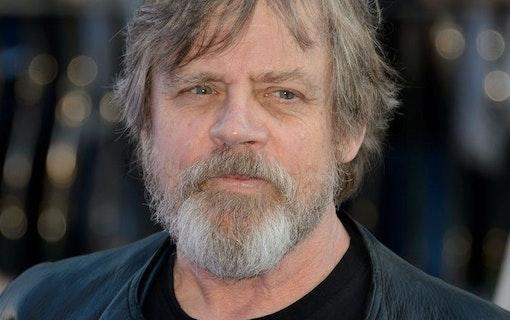 Första fotot på Luke Skywalker?