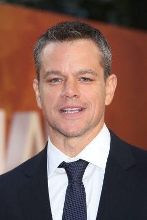 Matt Damon (The Martian)