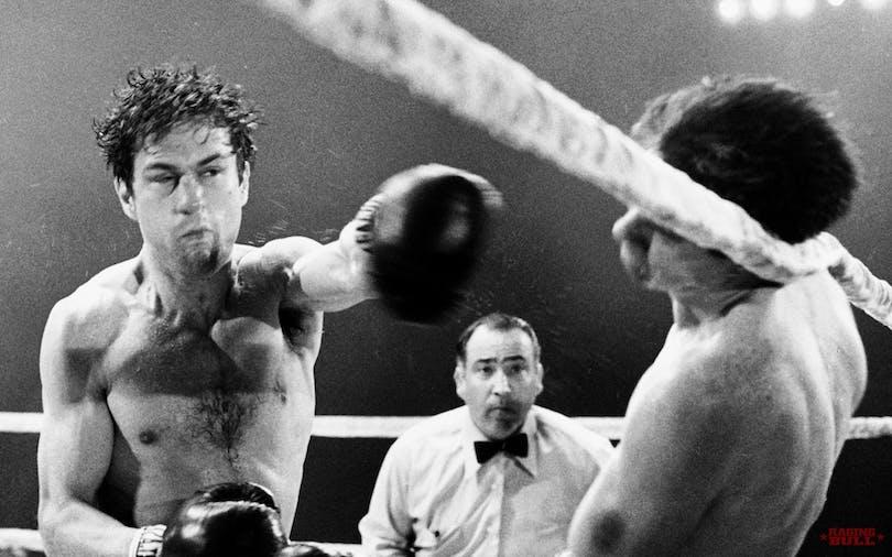 Raging Bull, en av de bästa boxningsfilmerna enligt Filmtopp.se