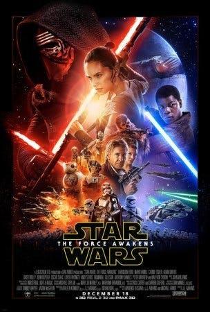 Star Wars: The Force Awakens (Maryann Brandon/Mary Jo Markey)