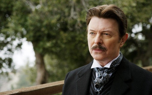 David Bowie - skådespelaren