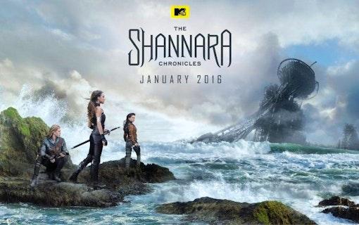 Är The Shannara Chronicles det nya Game of Thrones?