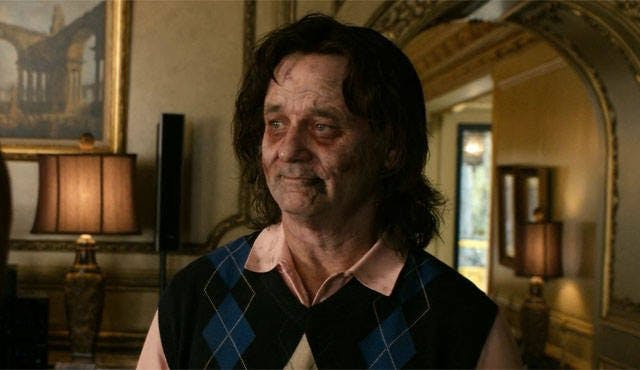 Bill Murray som Zombie